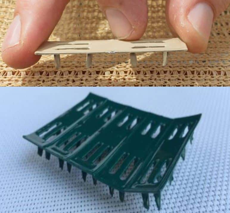 Timber studs for Shade Cloth